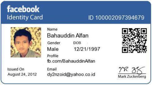 Bahauddin Alfan Facebook