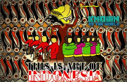 Karya Seni Indonesia
